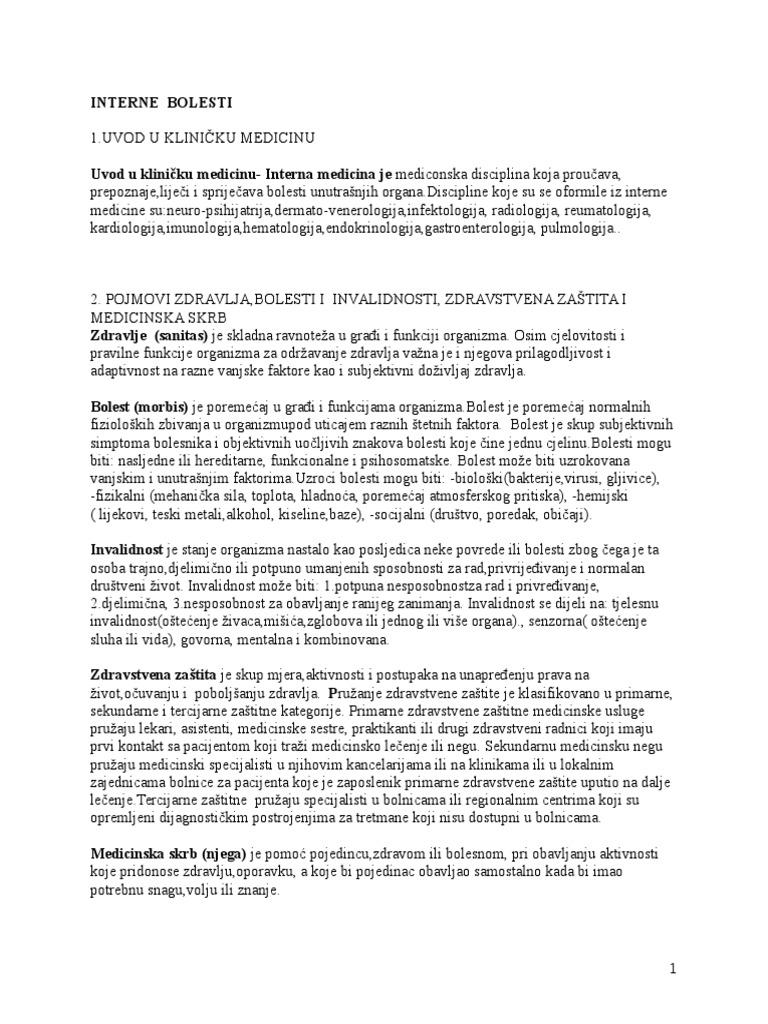 što inspekcije propisane za hipertenziju)