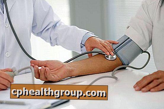 što je hipertenzija manjoj mjeri