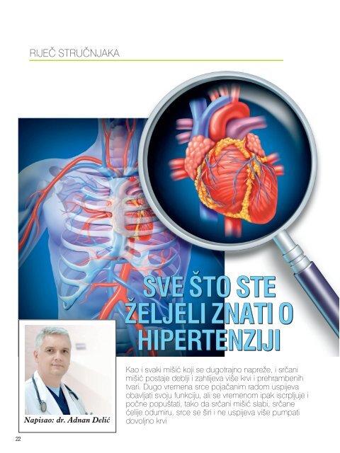 što je hipertenzija srce